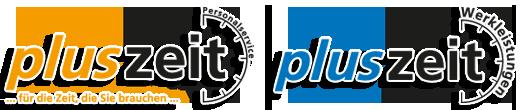 Logo von pluszeit GmbH